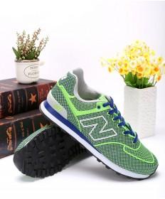 New Balance ML 574 GY zapatillas de deporte azul marino verde