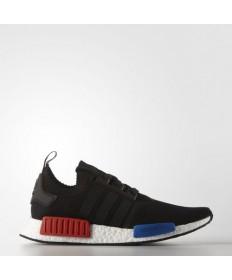 Adidas NMD_R1 zapatillas originales en color Negro Core/Core Negro/Rojo Lozano S16-St