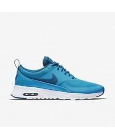 Nike Air Max zapatos Thea formadores azul Lagoon/blanco/verde Abismo
