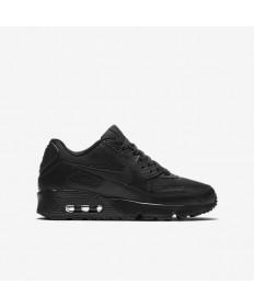 Nike Air Max 90 zapatillas de deporte de malla Negro/Negro