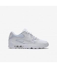 Nike Air Max 90 instructores gorro blanco/blanco