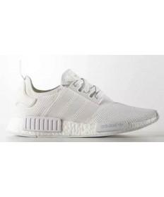 Adidas formadores NMD zapatos blanco