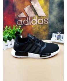Adidas NMD Los Ángeles zapatillas de deporte en blanco y negro