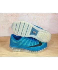 Nike Air Max 2016 cielo azul profundo/negro hombre trainers