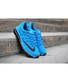 Nike Air Max 2016 Dodger azul/negro hombre formadores zapatillas de deporte