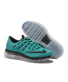 Nike Air Max 2016 Cyan oscuro/negro zapatillas de deporte los