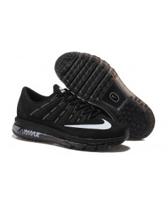 Nike Air Max 2016 formadores Negro/blanco