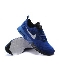 zapatos Nike Air Max Thea Azul real/Blanco/Negro para hombre