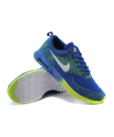 Nike Air Max trainers Thea Real azul/amarillo/blanco para hombre