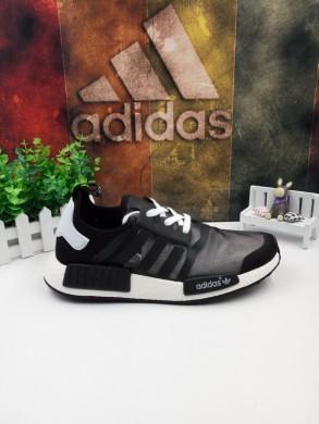 zapatos Adidas NMD blanco negro