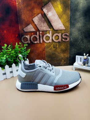 zapatos Adidas NMD Argentina rojo gris