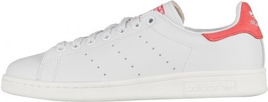 Adidas Stan Smith blanco/formadores ligeroCoral zapatos