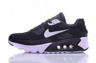 Nike Air Max 90 zapatillas de deporte negro-blanco