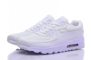 Nike Air Max 90 Zapatos de la zapatillas de color beige-blanco