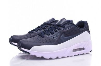 Nike Air Max 90 instructores zapatillas de deporte azul cian