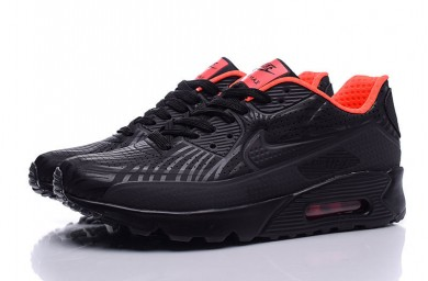 Nike Air Max 90 MOIRE ULTRA-naranja negro formadores