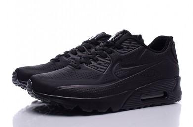 Nike Air Max 90 zapatos negros MOIRE ULTRA