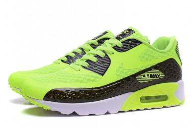Nike Air Max 90 HYP PRM fluo Día de la Independencia zapatos verdes-negro