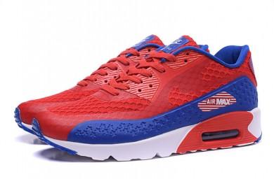 Nike Air Max 90 HYP PRM Día de la Independencia de color rojo-azul royal zapatos formadores