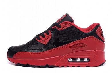 Nike Air Max 90 instructores zapatillas de deporte negro-blanco