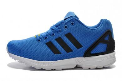 Adidas ZX FLUX zapatos formadores azul marino/negro