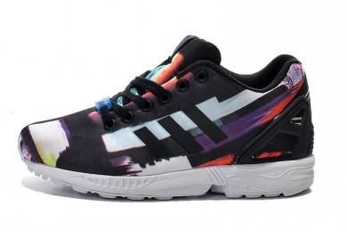 Adidas ZX Flux 25 Aniversario de la ciudad temáticos zapatillas de deporte de la pintada
