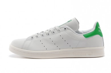 Adidas Stan Smith zapatos tenis blancos/MediumSeaverde