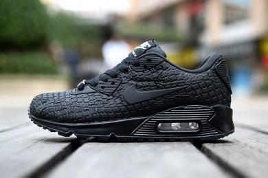 Nike Air Max 90 Ciudad diosa negro mujer formadores zapatillas de deporte