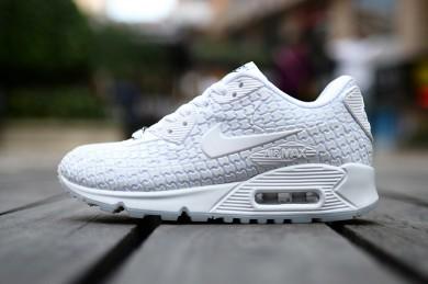Nike Air Max 90 zapatillas de deporte de la ciudad diosa grey mujer