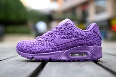 Nike Air Max 90 Ciudad diosa morado mujer trainers