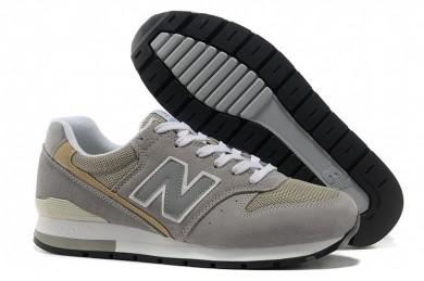 New Balance 996 zapatillas de deporte grises formadores de hombre