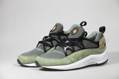 Nike Air Huarache luz azul marino/zapatillas de deporte grises
