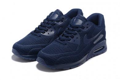 "Nike Air Max 90 ""platino puro"" no tripuladas zapatillas de deporte azul cian"