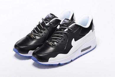 Nike Air Max 90 HYP QS/VTQS las zapatillas de deporte azul-blanco-negro real