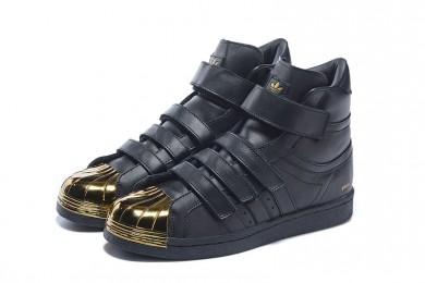Adidas Superstar 80s zapatos negro/oro