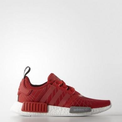 Adidas NMD_ mujer las mujeres originales de las zapatillas de deporte de color rojo Lozano S16-St/Lozano Rojo S16-St/núcleo negro