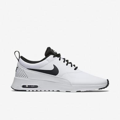 Nike Air Max zapatillas blancas Thea/Blanco/Negro