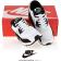 Nike Air Max 90 zapatos blanco-negro